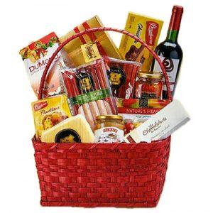 Canasta Clásica 12 items